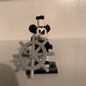 Steamboat Mickey LEGO